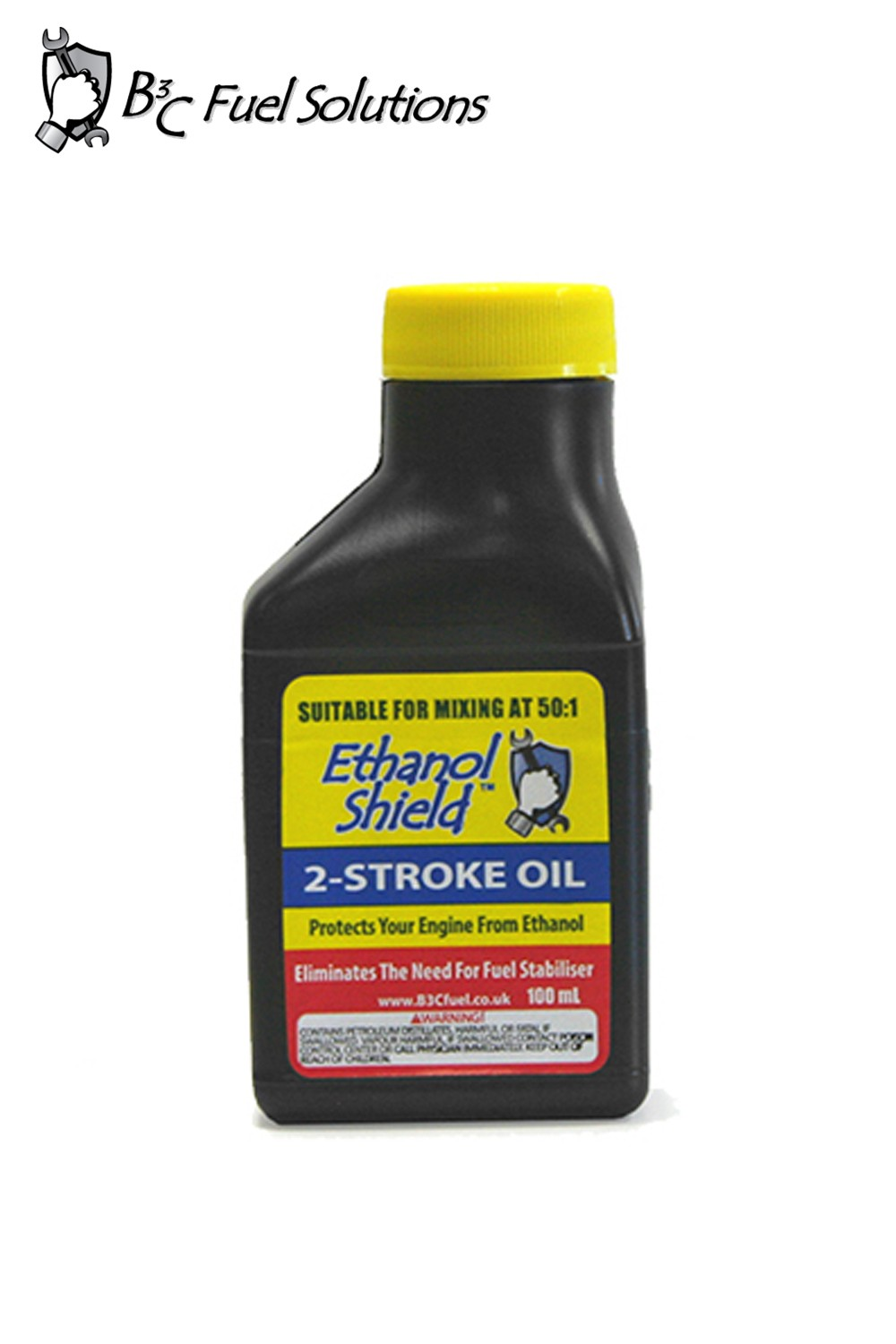 B3C Ethanol Shield 2-Stroke Oil (100ml)