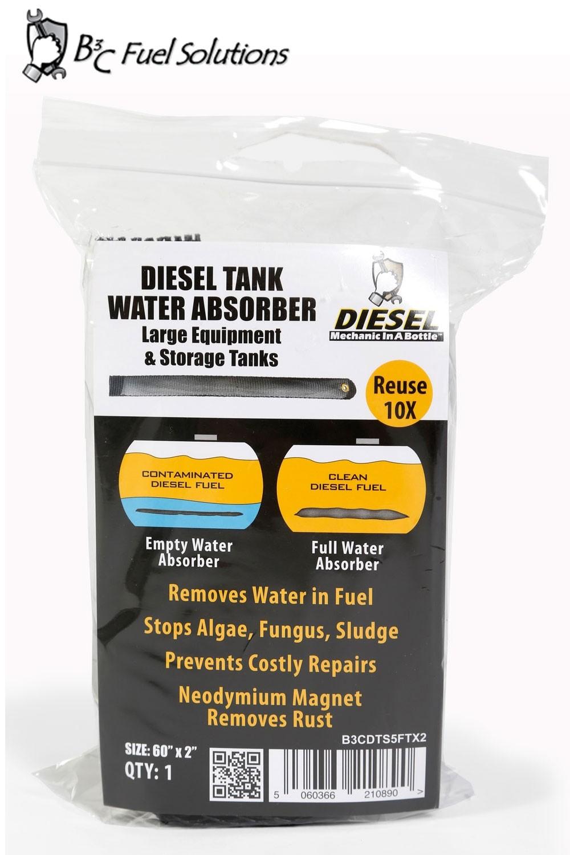 """B3C Diesel Tank Snake 5FT X 2"""""""